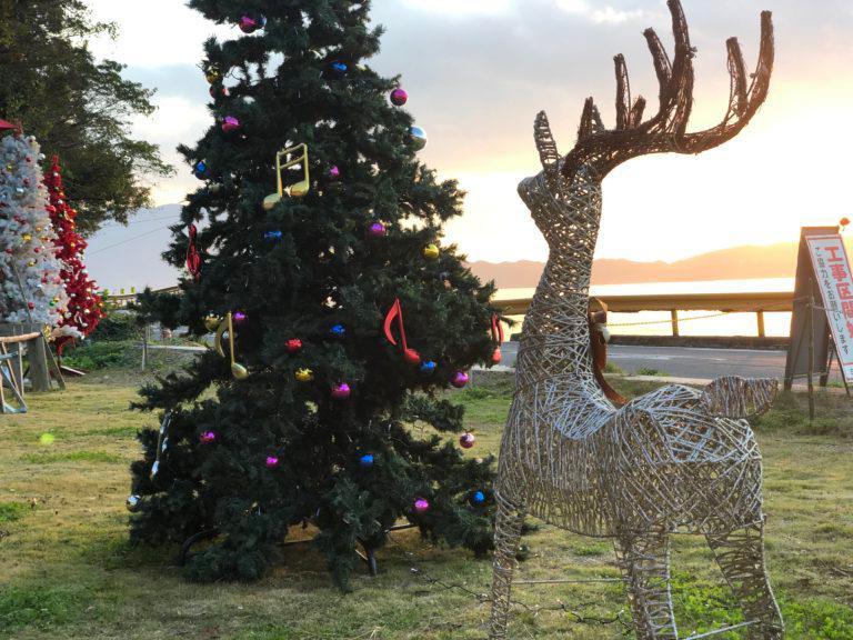 クリスマスイルミネーションイメージ
